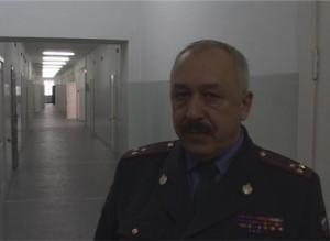 Глава МВД Хакасии Илья Ольховский