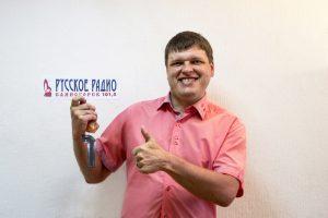 Юрий Соколов. Радиоведущий