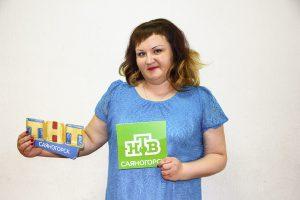 Анастасия Сидоронок. Выпускающий оператор видеозаписи