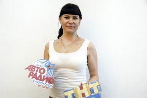 Татьяна Тамаровская. Оператор видеозаписи